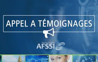 Appel à témoignages AFSSI