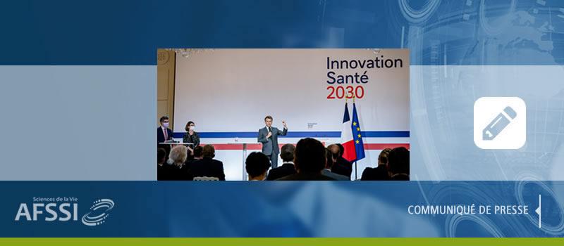 L'AFSSI salue l'annonce du Plan Innovation Santé 2030