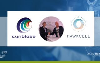 Cynbiose and Hawkcell team up in a strategic partnership
